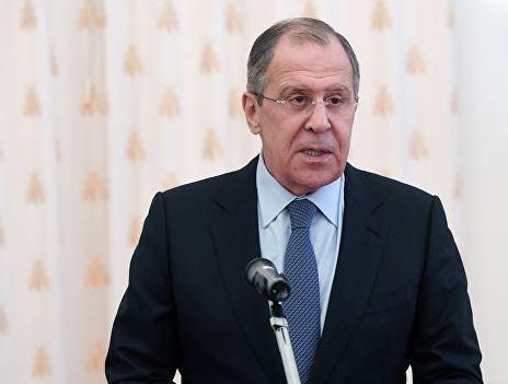 Лавров с иронией отреагировал на обвинения РФ в кибератаках »