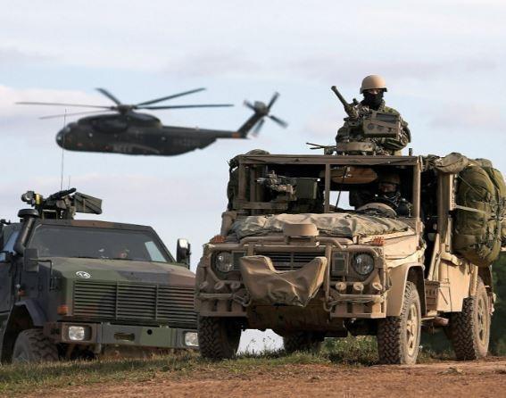 Опрос: Граждане РФ считают НАТО угрозой »