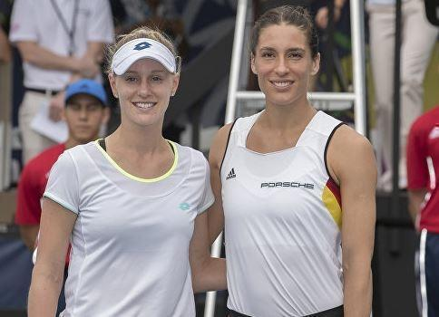 На теннисном матче в США включили немецкий гимн времен Второй мировой »