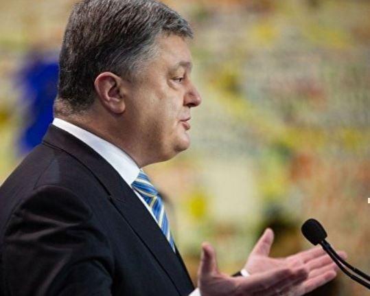 Порошенко заявил, что Штайнмайер большой друг Украины »