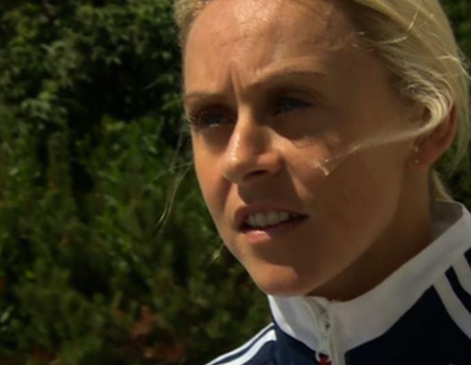 Британская бегунья сообщила, что из-за россиян лишилась 3х медалей »