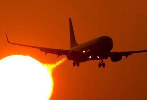 Самолет с 365 пассажирами вспыхнул в Саудовской Аравии »