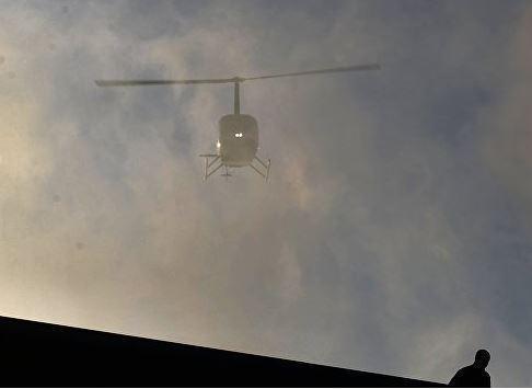 На Алтае над Телецким озером рухнул вертолет »