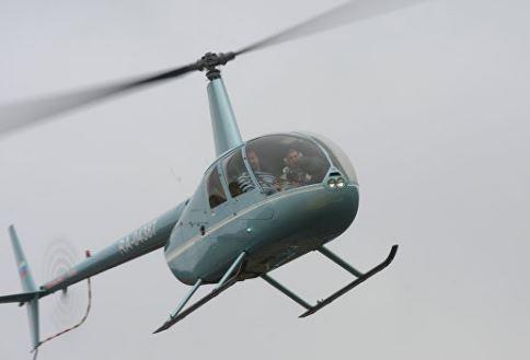 Спасатели обнаружили обломки рухнувшего на Алтае вертолета »