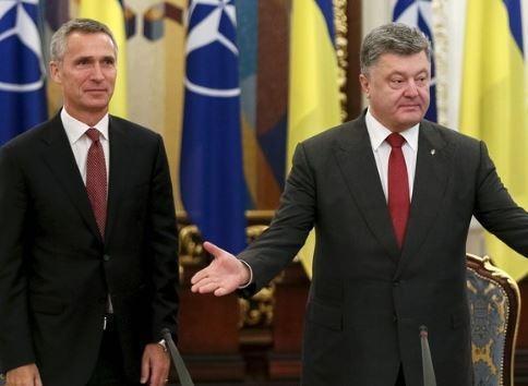 Gallup: украинцы вновь разглядели в НАТО угрозу »