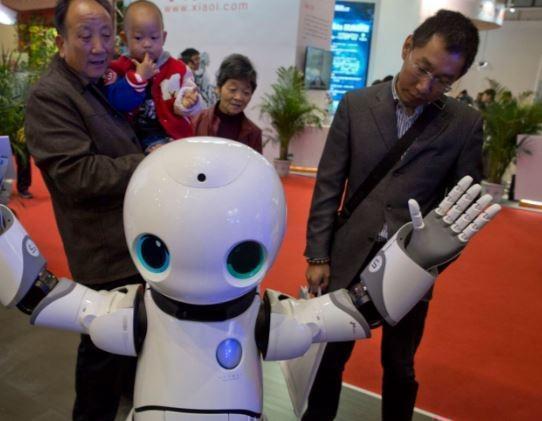 Госдума разработала закон об отношениях роботов и людей »