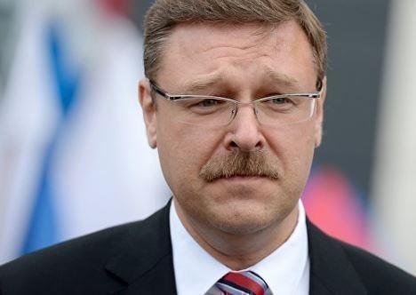 Косачев отреагировал на обвинения США в адрес РФ в нарушении договора РСМД »