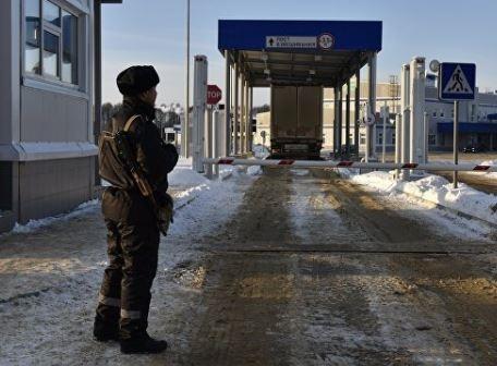 Россияне хотят установление виз для Белоруссии »