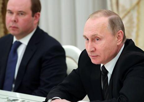 Путин прокомментировал массовые отставки губернаторов »