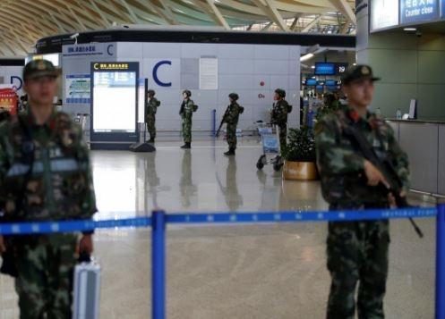 """Устроивший взрыв в аэропорту Шанхая из-за """"снятия стресса"""" мужчина осужден »"""