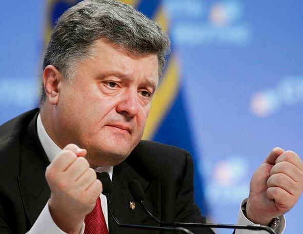 Порошенко сообщил о ненависти Путина к Украине »