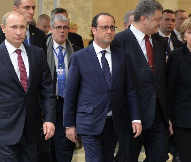 В Совфеде сообщили, что Франция и Германия следуют двойным стандартам »