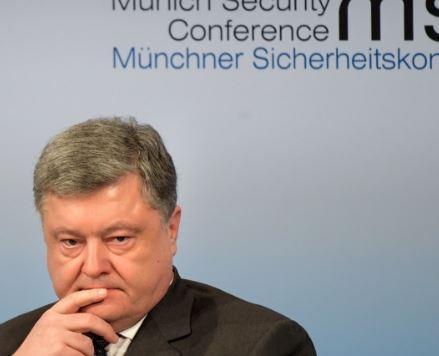 Порошенко отреагировал на признание документов ЛНР и ДНР в РФ »