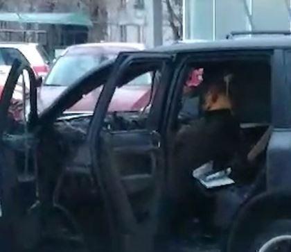 За рулём Porsche, который сбил пешехода в Москве, был сын предпринимательницы »