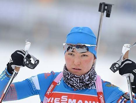 Российская биатлонистка Акимова принесла извинения за сказанное в ходе эстафеты »