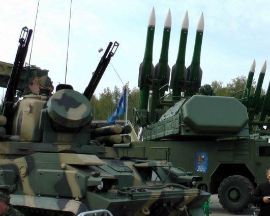 Исследование: крупнейшими экспортёрами оружия стали РФ и США »