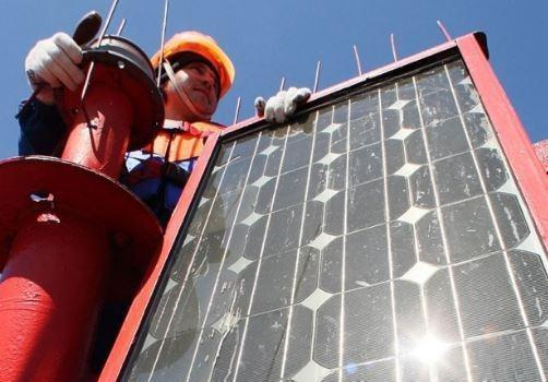 Москвичам могут позволить ставить солнечные батареи на крышах »