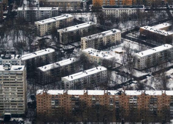 Путин потребовал от московских властей снести хрущёвки »