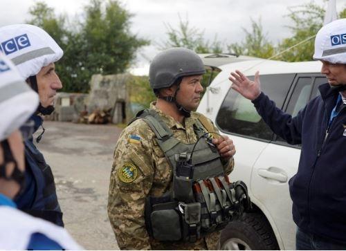 ORF: ОБСЕ предостерегает Кремль от «односторонних действий» на Украине »