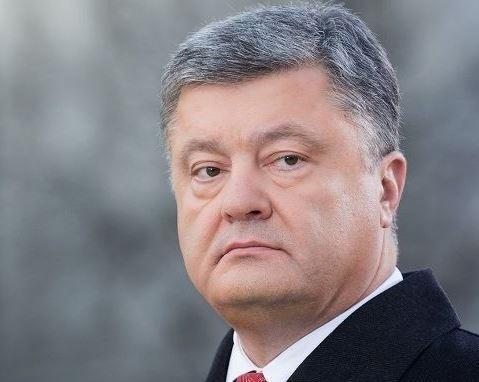 """На Украине поведали о """"болезни"""" Порошенко »"""