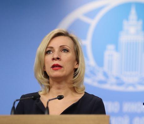 Захарова: США должны следить за утечками в СМИ о причинах смерти Чуркина »