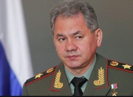 Шойгу: над РФ действует сплошное радиолокационное поле для защиты от ядерного удара »