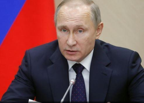 Песков поведал о планах Путина на 23 февраля »