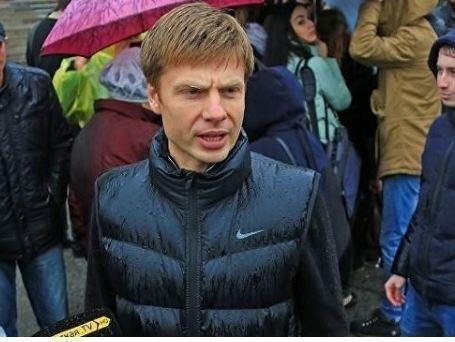 На Украине был похищен депутат Рады Гончаренко »