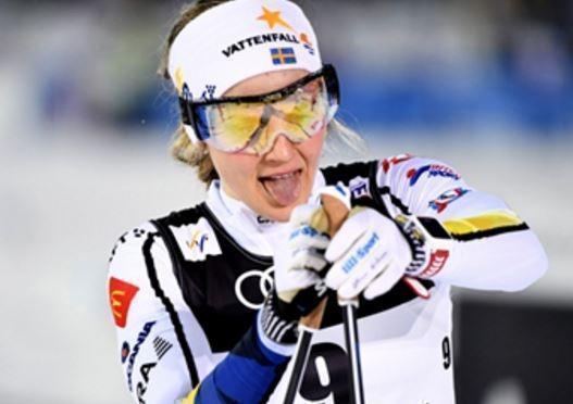 Лыжница Нильссон не подала руку россиянке Матвеевой на ЧМ »