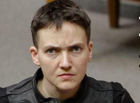 Савченко выступила с обращением к украинцам после приезда в Донецк »