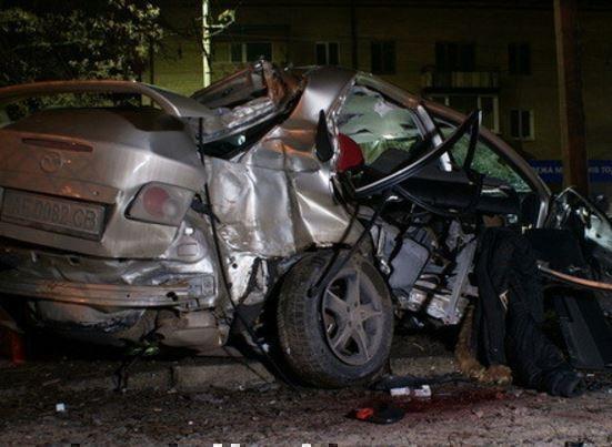 В аварии на Украине насмерть разбился депутат Радикальной партии »