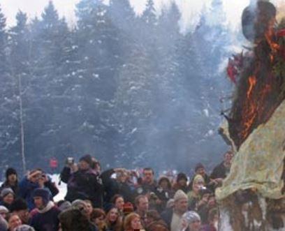 На Украине задумались о декоммунизации Масленицы »