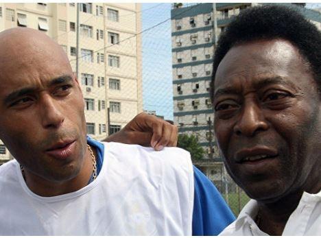 Сын футболиста Пеле сдался бразильской полиции и отправится за решетку »