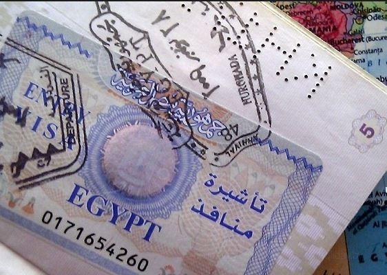 Египет увеличил стоимость визы в ожидании российских туристов »