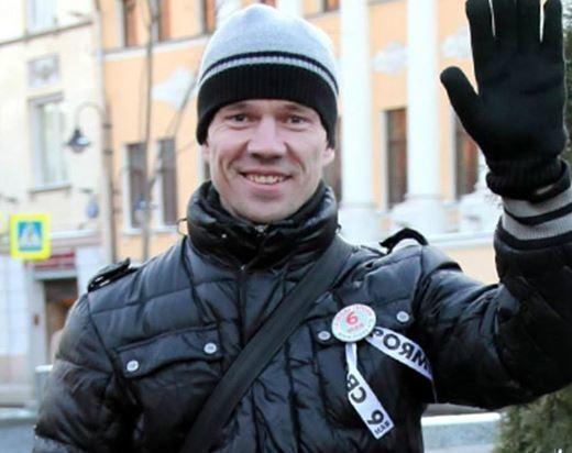 Оппозиционер Ильдар Дадин вышел на свободу »