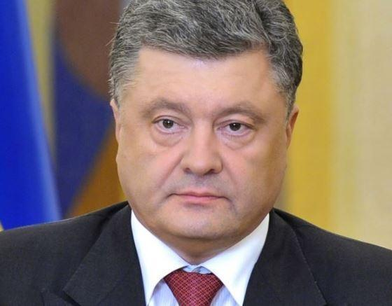 Порошенко обещает, что «не оставит без поддержки» жителей Крыма »