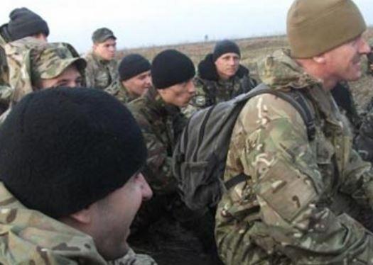 СМИ: 80% претендующих в спецназ Украины не в состоянии пройти тест из 3 вопросов »