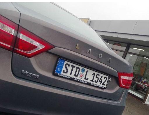 Что говорит немецкая пресса о российской Lada Vesta »