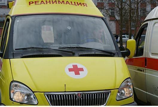 В Новосибирске обнаженный мужчина заблокировал дорогу реанимобилю »