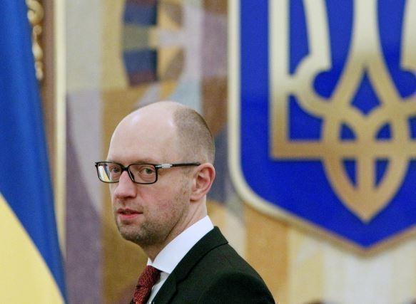 Яценюк отреагировал на свой заочный арест в России