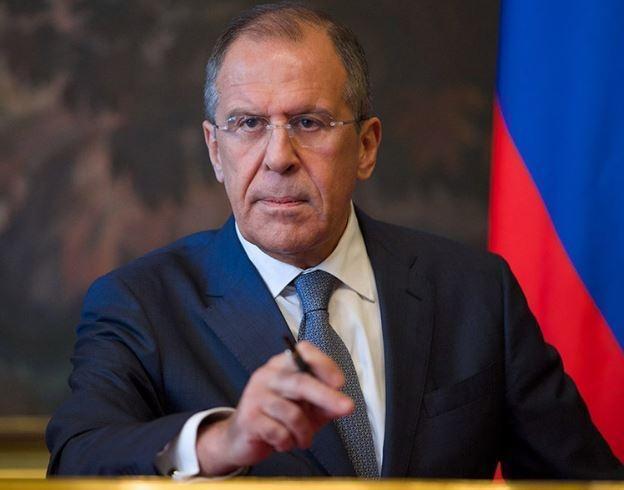 Лавров заявил, что РФ не бросит в беде жителей Донбасса
