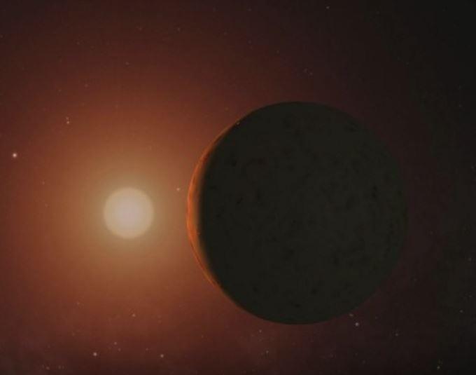 Ученые обнаружили пригодную планету для жизни с условиями ада