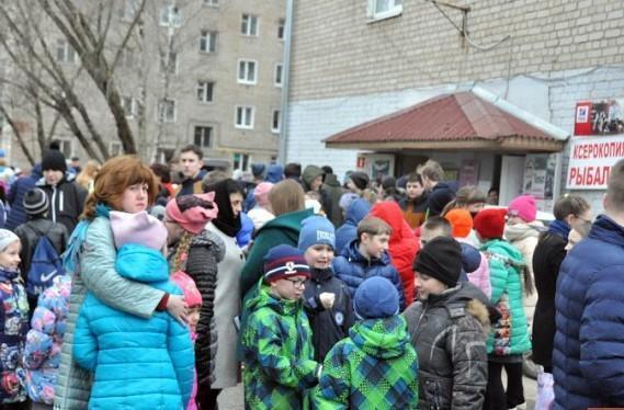 В Ивановской области из-за угрозы теракта эвакуировали школу