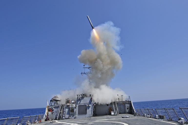 Только половина выпущенных в Сирии американцами ракет достига цели