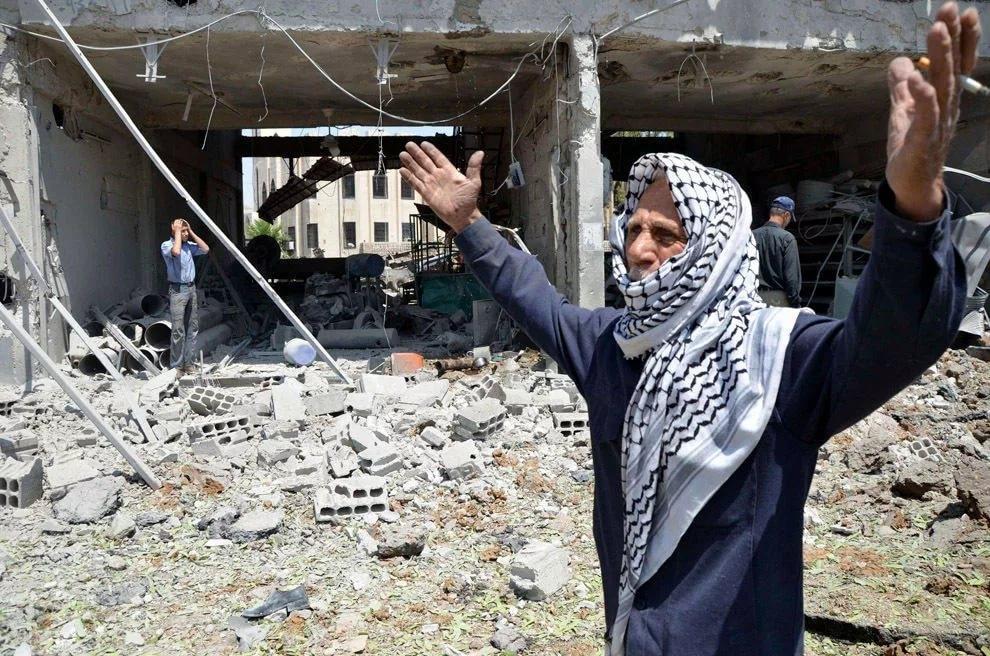 От химической атаки в Идлибе погибли 84 человека