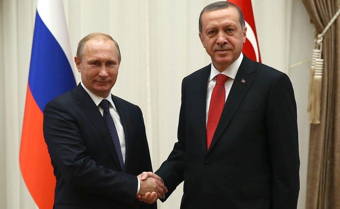 Д. Песков рассказал о теме предстоящего разговора Путина и Эрдогана