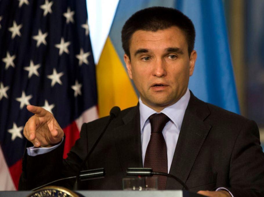 Климкин побеседовал с Трампом о дальнейшей поддержке Украины со стороны Штатов