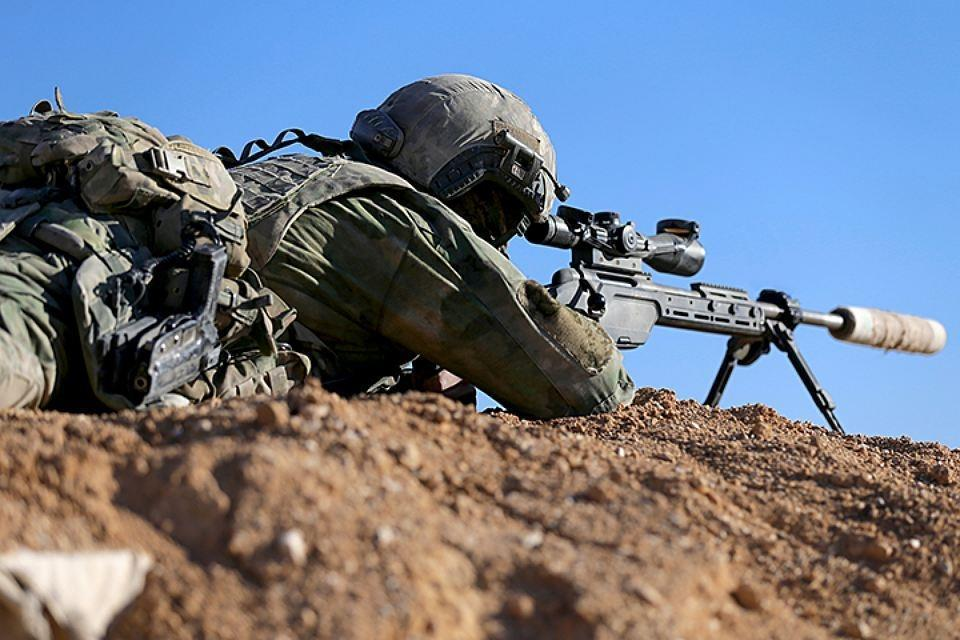 16 спецназовцев из РФ сутки противостояли 300 боевикам Сирии