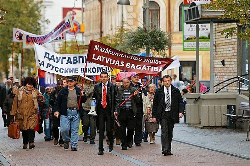 Почему русские уезжают из Прибалтики