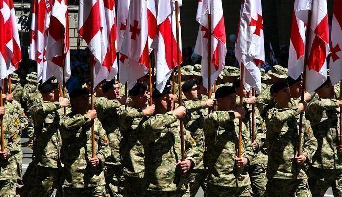 Трамп защищает Грузию от российской оккупации
